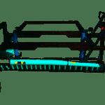 Potatrice leggera lineare per piante in serra- Rap EazyCut Frame Light -Pruning light linear machine for plants in greenhouse